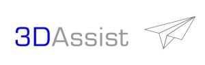 Logo 3D Assist Groot 2560в816